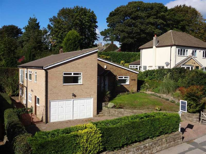5 Bedrooms Detached House for sale in Layton Lane, Rawdon