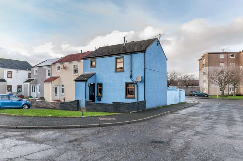 2 Bedrooms End Of Terrace House for sale in 2 Assel Place, Girvan KA26