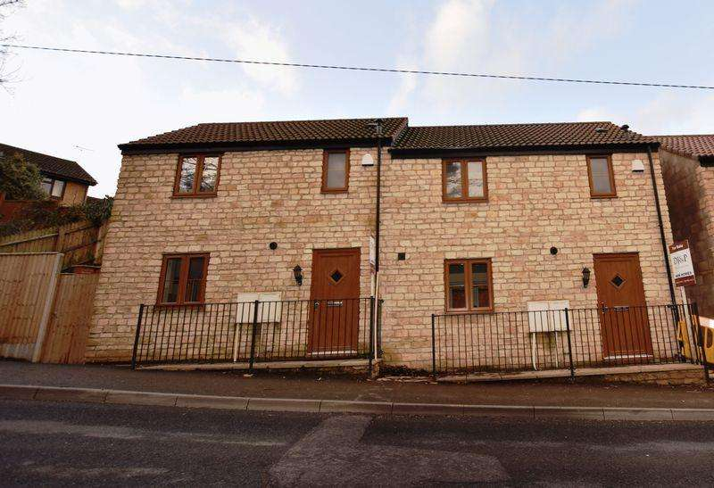 2 Bedrooms Semi Detached House for sale in Cam Pitch, Dursley