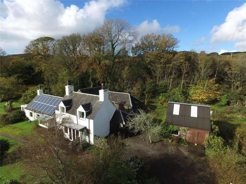 4 Bedrooms Detached House for sale in Brandon Cottage, Balvicar, Oban, Argyll and Bute, PA34
