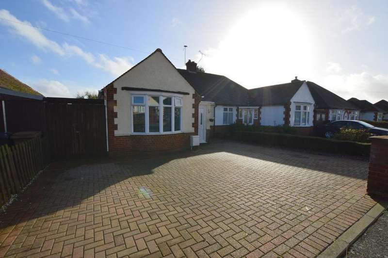 3 Bedrooms Bungalow for sale in Mixes Hill Road, Stopsley, Luton, LU2 7TX