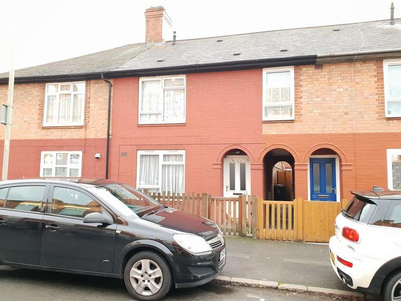 3 Bedrooms Terraced House for sale in Surrey Street , Off Catherine Street, Leicester