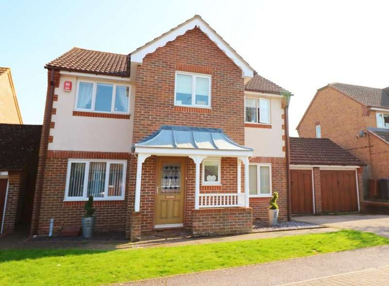 4 Bedrooms Detached House for sale in Orchard Drive, Standon