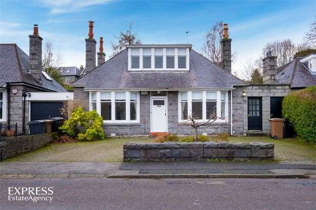 3 Bedrooms Detached House for sale in Ashfield Road, Cults, Aberdeen