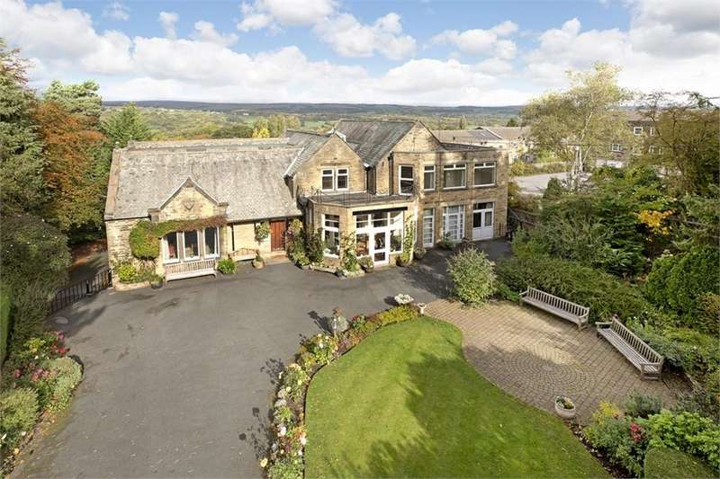 6 Bedrooms Detached House for sale in Rosegarth, 5 Clifton Road, ILKLEY, West Yorkshire