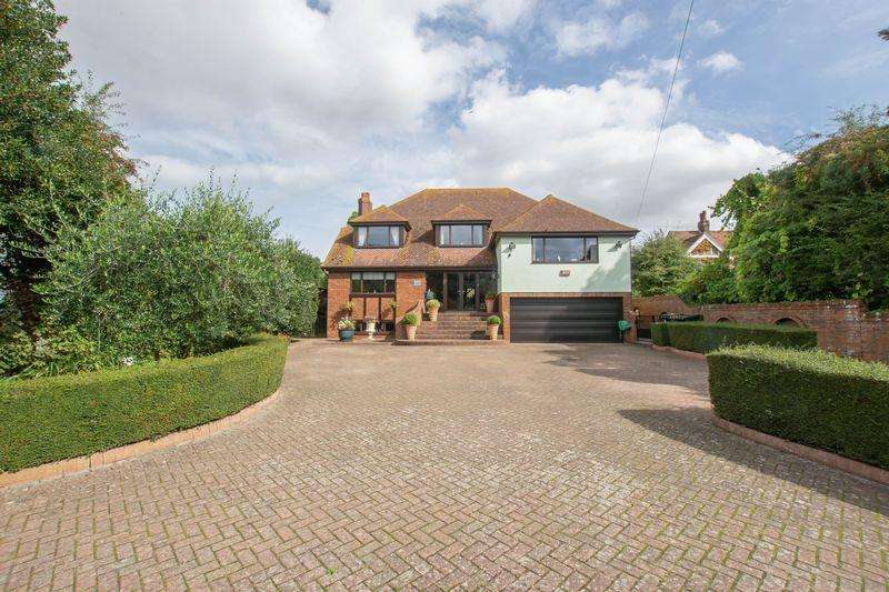 5 Bedrooms Detached House for sale in Monkton