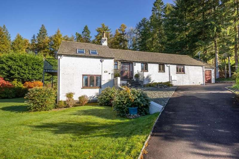 4 Bedrooms Detached House for sale in Tall Pines, 6 Keldwyth Park, Troutbeck Bridge