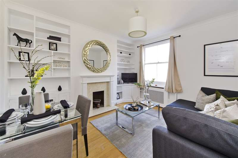 3 Bedrooms Property for sale in Beauclerc Road, Brackenbury W6