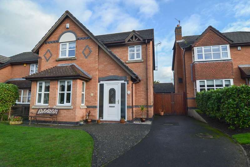 4 Bedrooms Detached House for sale in Waterside Drive,, Frodsham