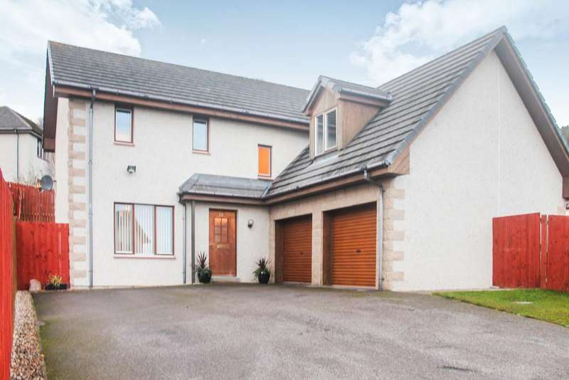 4 Bedrooms Detached House for sale in Brude's Hill, Inverness