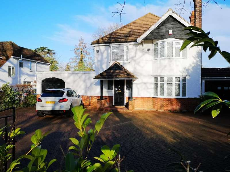 4 Bedrooms Detached House for sale in Langley, Berkshire, SL3