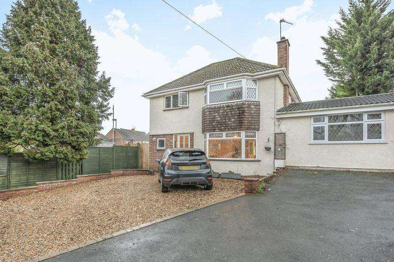 5 Bedrooms Detached House for sale in Longwell Green, Bristol