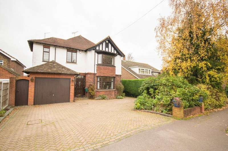 5 Bedrooms Detached House for sale in Worrin Road, Shenfield, Brentwood, Essex, CM15