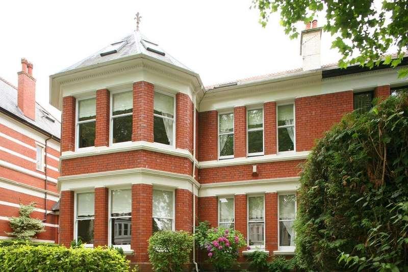 10 Bedrooms Semi Detached House for sale in Hill Parc, Penylan Road, Penylan