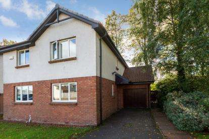5 Bedrooms Detached House for sale in Ellon Way, Paisley