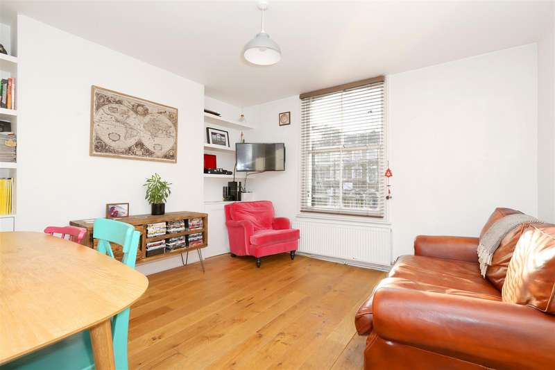 1 Bedroom House for sale in Amhurst Road, London
