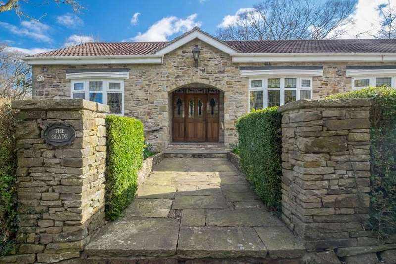 3 Bedrooms House for sale in The Glade, Witton Gilbert