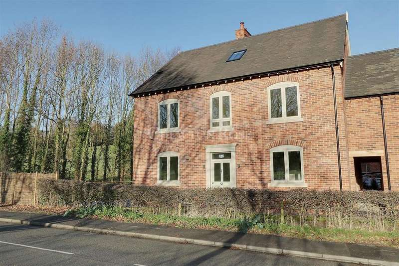 6 Bedrooms Detached House for sale in Armsgate, Melbourne, Derbyshire