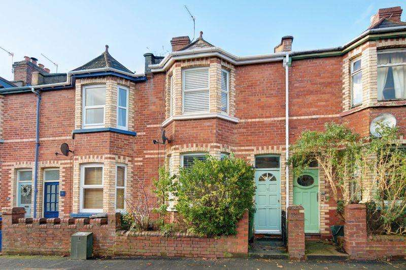 2 Bedrooms Terraced House for sale in Ladysmith Road, Exeter