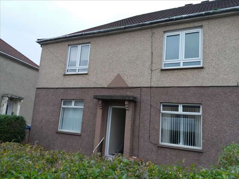 2 Bedrooms Flat for sale in Morrison Avenue, Stevenston