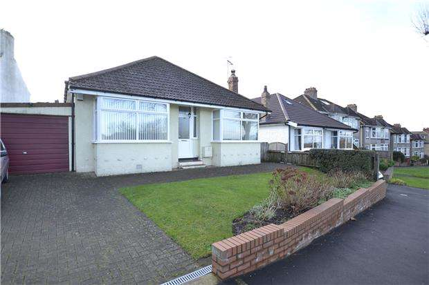 3 Bedrooms Detached Bungalow for sale in Wellington Hill West, Bristol, BS9 4SP