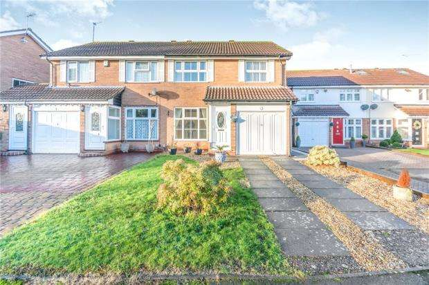 3 Bedrooms Semi Detached House For Sale In Barford Crescent Kings Norton Birmingham