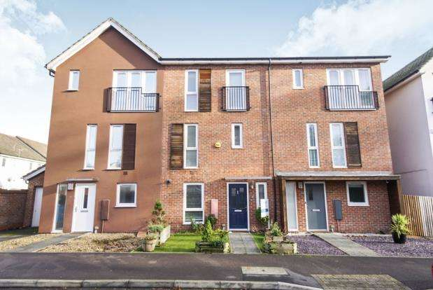 4 Bedrooms Terraced House for sale in Bracknell, Berkshire