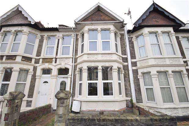 3 Bedrooms Terraced House for sale in Brentry Road, BRISTOL, BS16 2AB