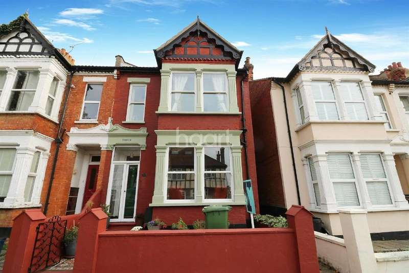 6 Bedrooms End Of Terrace House for sale in Milton Avenue, Westcliff on Sea