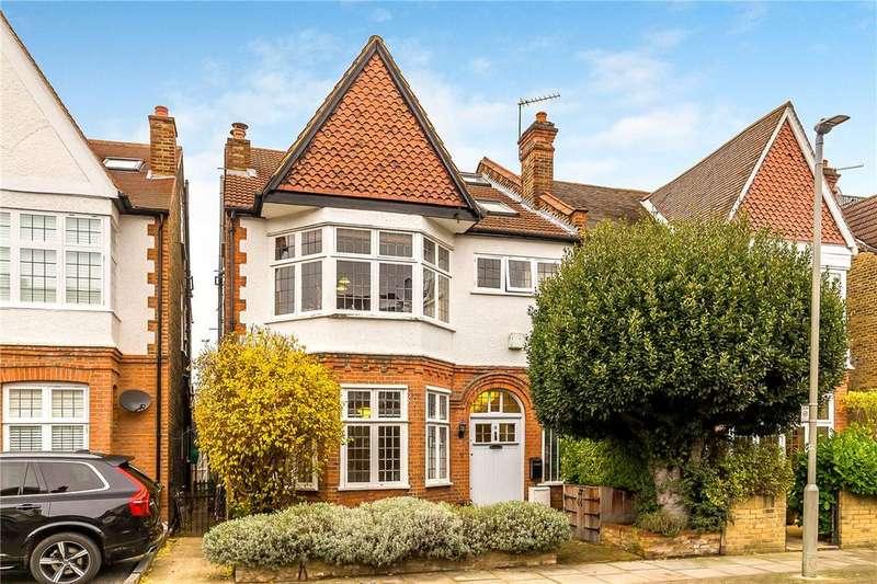 5 Bedrooms Semi Detached House for sale in Langside Avenue, London, SW15