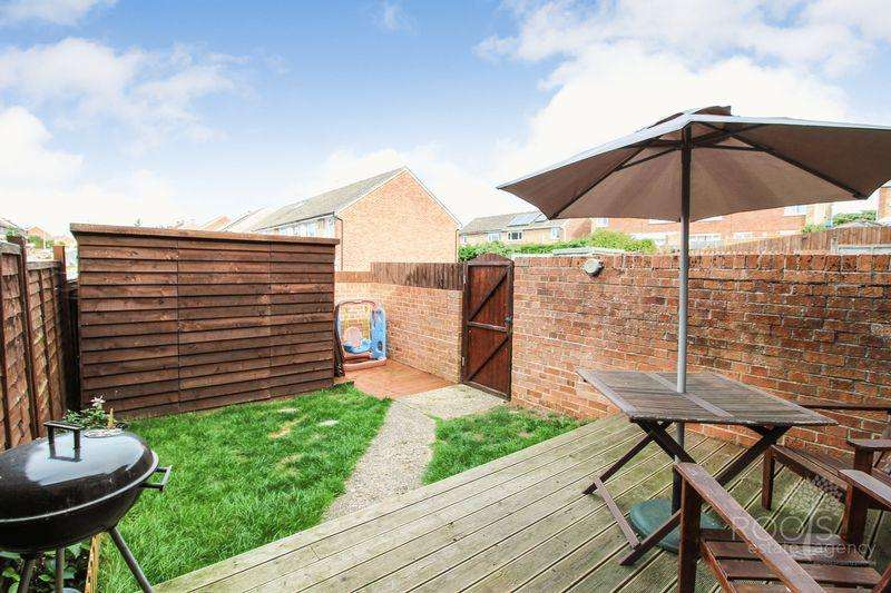2 Bedrooms End Of Terrace House for sale in Cresswell Road, Newbury