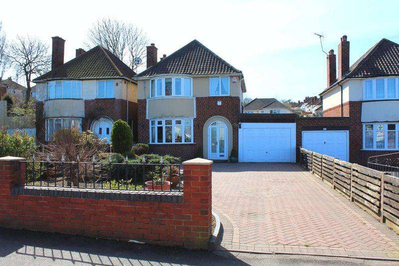3 Bedrooms Detached House for sale in New Birmingham Road, Oldbury, B69 2JU
