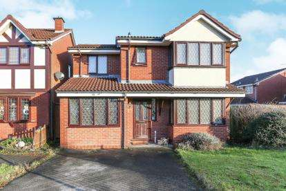 5 Bedrooms Detached House for sale in Fairlawns, Birmingham, Fairlawns, Yardley