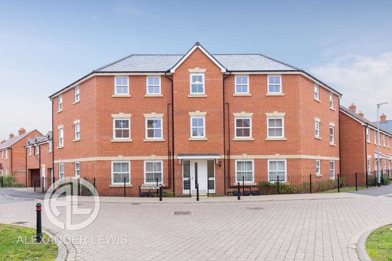 2 Bedrooms Apartment Flat for sale in Sanger Avenue, Biggleswade, SG18 8FY