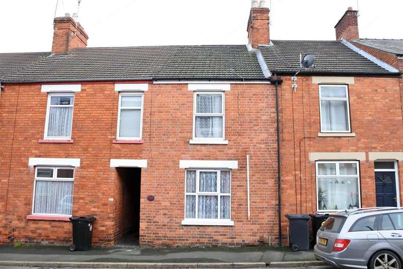 2 Bedrooms Terraced House for sale in Victoria Street, Grantham