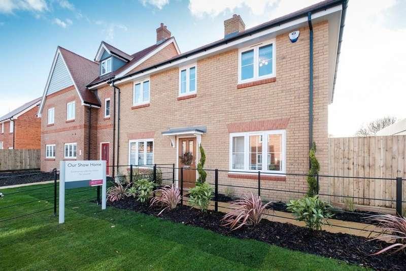 4 Bedrooms Detached House for sale in Ash Lodge Park, Ash, Surrey