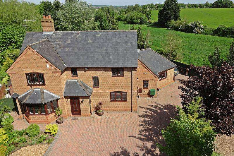 5 Bedrooms Detached House for sale in High Street, Flitton
