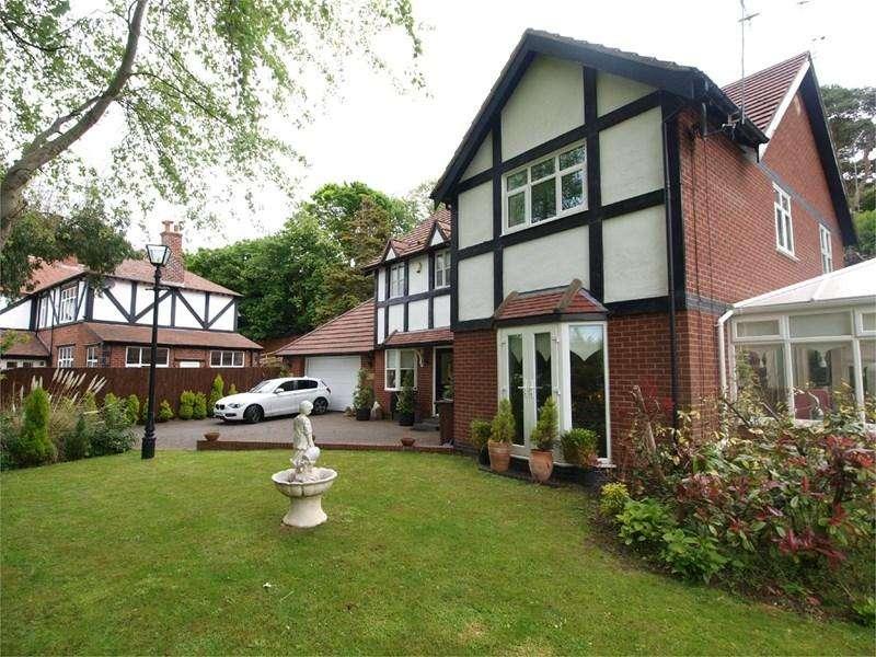 4 Bedrooms Detached House for sale in West Road, Prenton