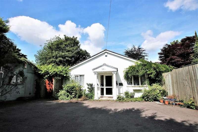 4 Bedrooms Bungalow for sale in Bitterne Village, Southampton