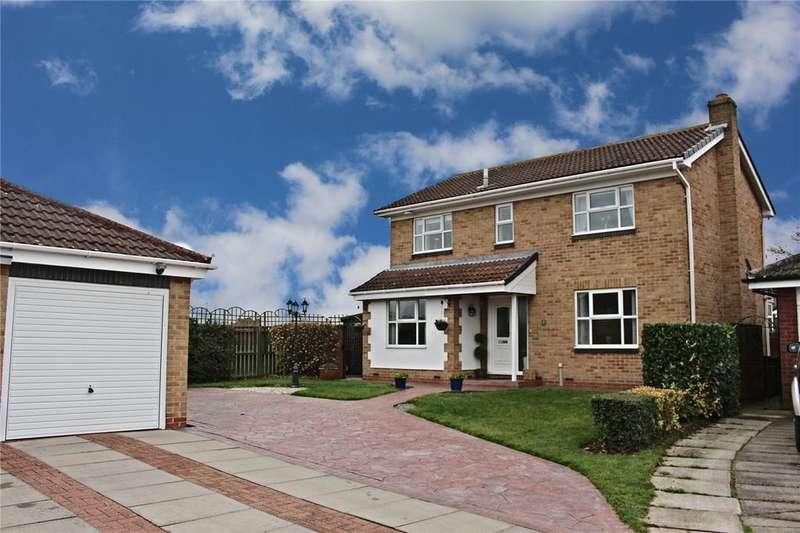 4 Bedrooms Detached House for sale in Saltram Close, Ingleby Barwick
