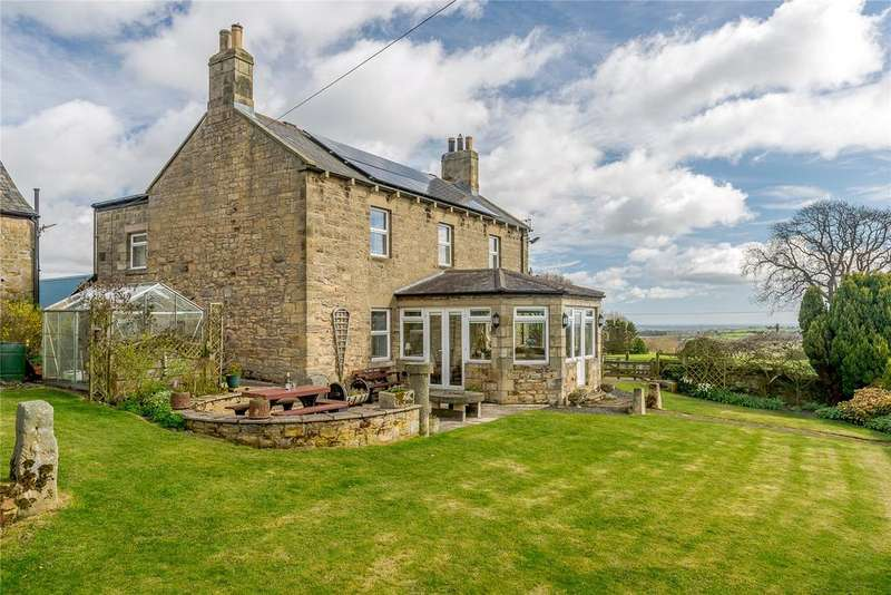 5 Bedrooms Detached House for sale in Wingates, Morpeth, Northumberland