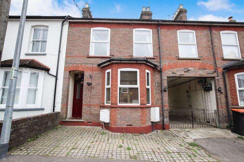 3 Bedrooms Terraced House for sale in Summer Street, Slip End