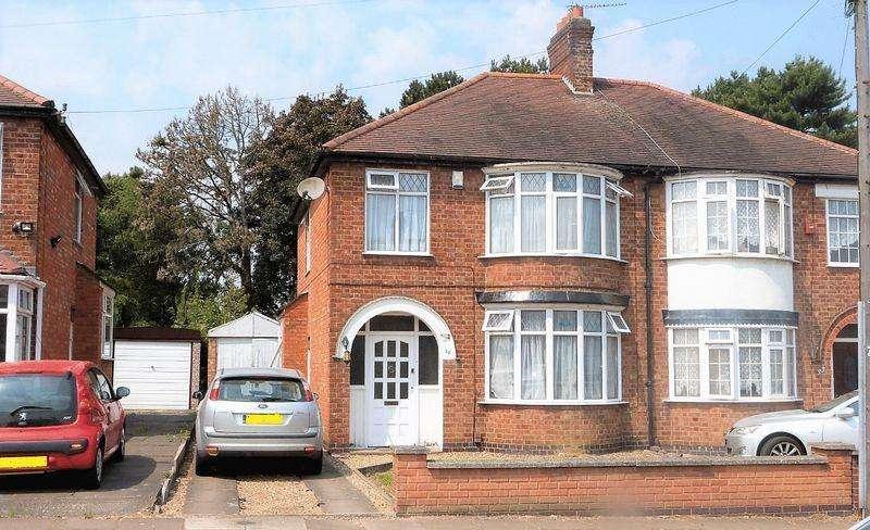 3 Bedrooms Semi Detached House for sale in Glenbourne Road, Fairfield Estate
