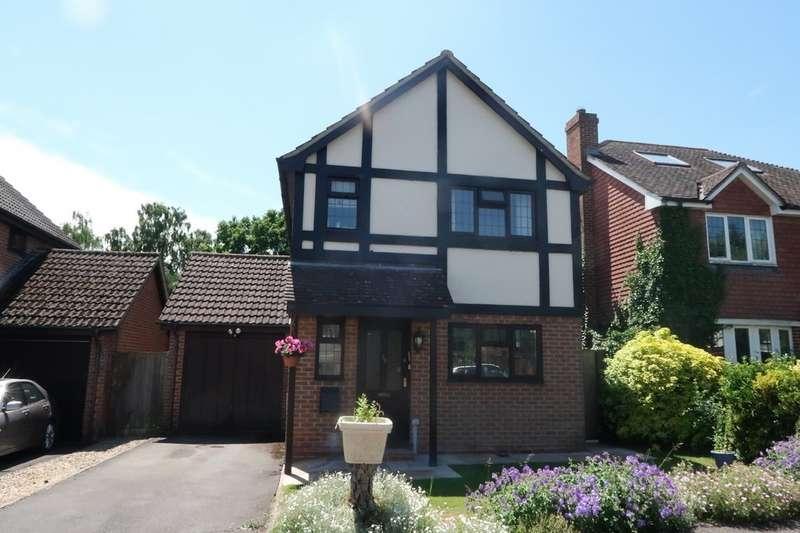 3 Bedrooms Detached House for sale in Sherborne St. John RG24