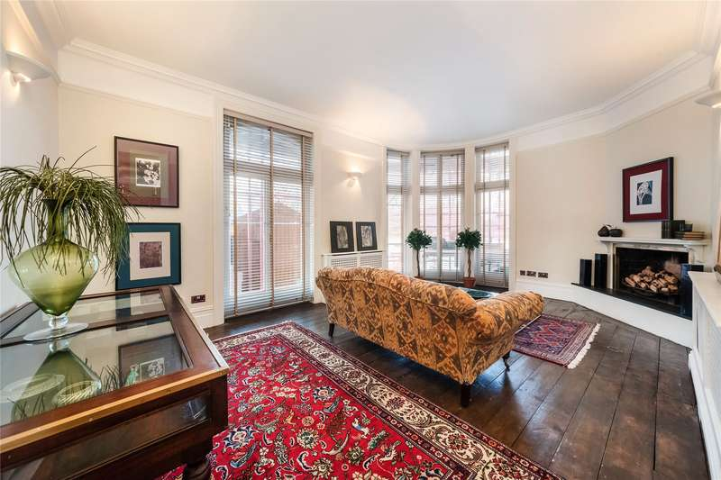 2 Bedrooms Flat for sale in Star & Garter Mansions, Lower Richmond Road, London, SW15