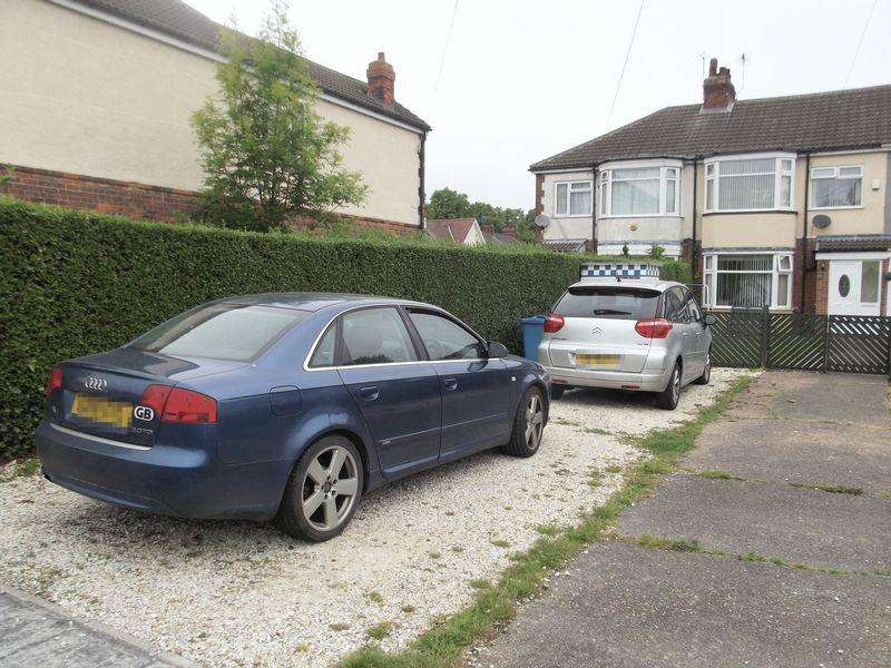 3 Bedrooms Terraced House for sale in Etherington Road, Hull