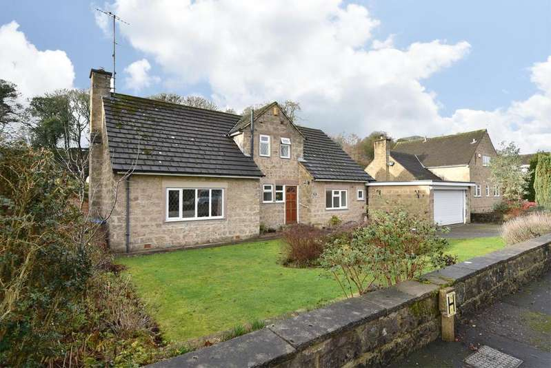 4 Bedrooms Detached House for sale in Derwent Drive, Baslow, Bakewell