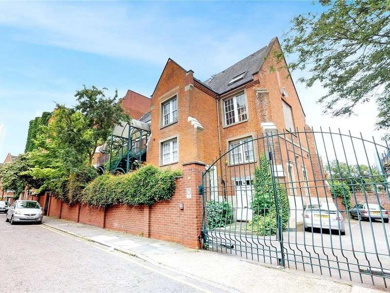 3 Bedrooms Penthouse Flat for sale in Masters Lodge, Johnson Street, London, E1