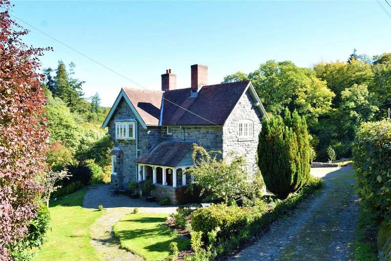 3 Bedrooms Detached House for sale in Llanwddyn, Oswestry, Powys