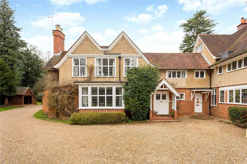 4 Bedrooms Semi Detached House for sale in Green Trees, Peppard Common, Henley-on-Thames, Oxfordshire, RG9